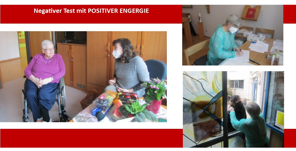 Negativer Test mit positiver Energie